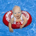 Freds Swim Academy Modell 10110 in rot perfekt für 2 Monate bis 4 Jahre