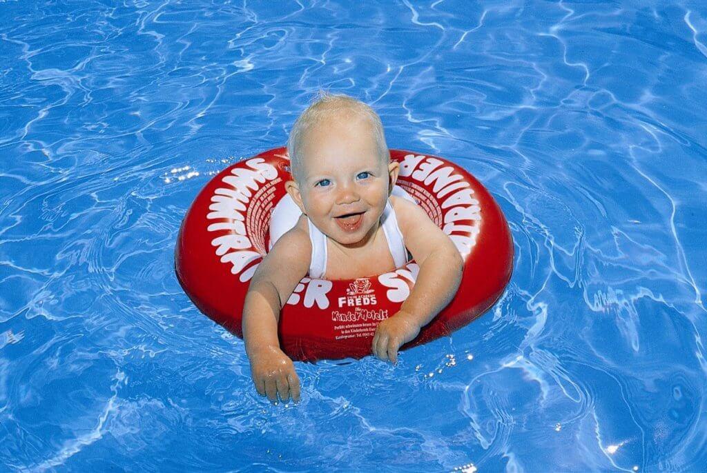 Freds Swim Academy 10330 - Schwimmtrainer - Schwimmhilfe Baby Test