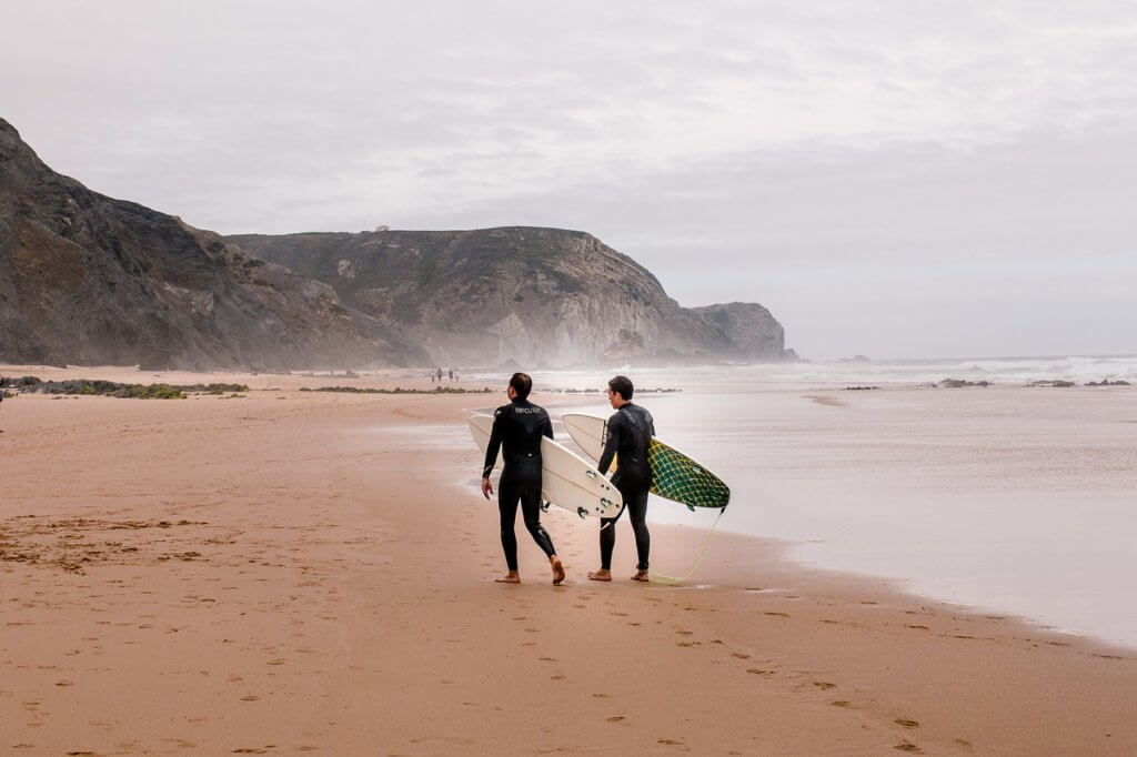 An der Algaveküste in Portugal (Foto: Bild von Mathias Westermann Pixabay)